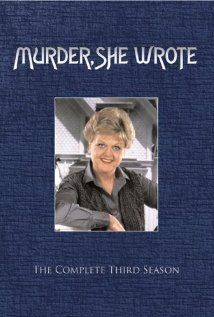Reminds my of my Nanny :) J. B. Fletcher was the sweetest woman and the best detective of all times.