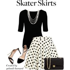 """Style your skater skirt #2"""