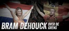 Over de grens. Een analyse van Bram Dehouck - Crimezone.nl