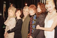 Julia Roberts, Steel Magnolias Cast, Magnolia Movie, Olympia Dukakis, Daryl Hannah, Shirley Maclaine, Female Friendship, Dolly Parton, Movies