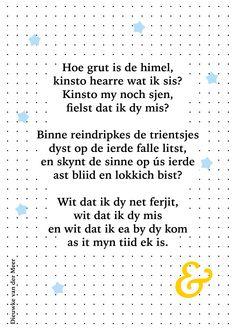 Gedichtsjes En Ferskes Bern Friese Gedichten En Liedjes