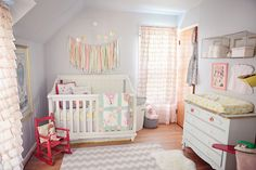 beautiful nursery vial lovely cupboard  check this out @Lisa Young!