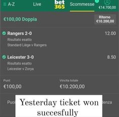 Next fixed 100% Matches are Friday 23rd of October 💥Doubles odds Guaranteed Winner 1OO% 💥 🖲 Odds are likely to vary depending on the bookies and also the time of your bet. 💬 Message me for more Info WhatsApp+1(609)669‑2494 & Telegram &alfreddolan ❌ NO FREE / NO AFTER ‼️ #diy #garden #sportwear #supercars #wedding #tipstodeclutteryourhome #tipps #fussball #passiveincome #bettingtips #bettingprediction #bettingexpert #winning #romania #soccer #ireland #sports #australia #home #money… Soccer Post, Fixed Matches, Most Popular Sports, Sports Betting, You Are Invited, Leicester, Scotland, The 100, Messages