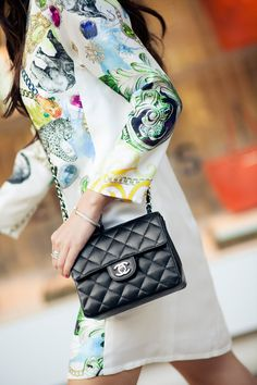 Mini Chanel flap Chanel Classic Flap Handbags