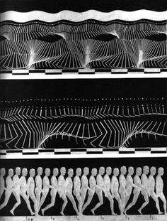 Three ways to look at time  Animating a photograph by Etienne-Jules Marey