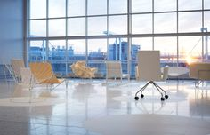 In 2012 Helsinki was the World Design Capital together with Espoo, Vantaa, Kauniainen and Lahti. Helsinki Airport, Airport Design, Finland, My Design, In This Moment, Architecture, World, Gallery, Furniture