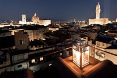 Florence- view from the Torre Guelfa Borgo SS. Apostoli 8, 50123 Firenze....