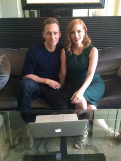 Baes.  {#tomhiddleston #jeschastain are ready for your questions #AskCrimsonPeak}