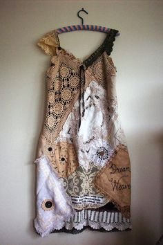 dream weaver dress, vintage lacey slip dress women,bohemian gypsy,lucyvnz,natural subtle,elegant soul