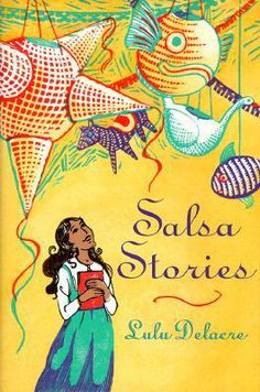 Welcome to Carmen Teresa's festive home, where relatives, friends, and neighbors from all over Latin America gather to celebrate New Year's Day http://www.amazon.com/Salsa-Stories-Lulu-Delacre/dp/0590631187/ref=sr_1_223?m=A3030B7KEKNTF7&s=merchant-items&ie=UTF8&qid=1394347998&sr=1-223&keywords=toys