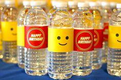 Lego water bottles