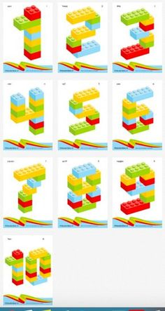LEGO Math from Smarty Buddy Apps and Books! - Smarty Buddy - Gifted and Talented Kids - LEGO Math from Smarty Buddy Apps and Books! Lego Duplo, Lego Math, Lego Themed Party, Lego Birthday Party, Lego Birthday Banner, Lego Birthday Invitations, Birthday Cake, Birthday Outfits, Lego Activities