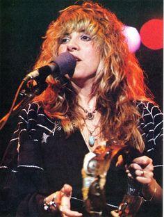 Stevie on Stage - stevie-nicks Photo