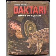 ivan tor's daktari night of terror [ Big Little Book] (A Big Little Book) (Hardcover)  B000CKXXQG  my mom in a comic verison