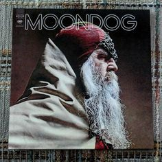 "32 Likes, 2 Comments - Niki Qua (@qua_records) on Instagram: ""Moondog ""S/T"" LP. The 1969 Moondog album (this one) is my favorite. The complex simplicity of it…"""