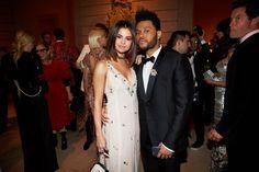 Selena Gomez News — May 1: Selena and The Weeknd inside the 2017 Met...