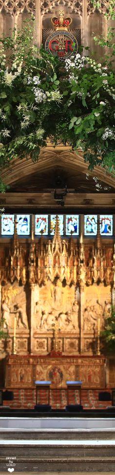 St. George's Wedding Chapel #royalwedding