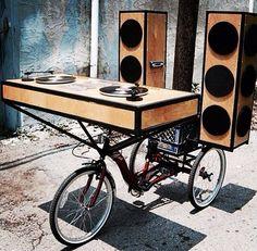 Mobile DJ Booth!. #MobileDJ #DJ  Image via Discosource Professional DJs