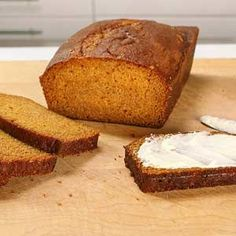 If you're looking for a classic pumpkin bread, this is our best pumpkin bread recipe! No frills here just the baking essentials, spices you expect, and pumpkin. Make a double batch to share a pumpkin loaf with coworkers, neighbors, anyone you want to show you care.
