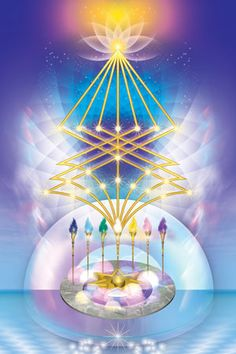 SEVEN SACRED WEEKS - DAY 43 - JULY 4, 2013 - BELOVED SEVEN MIGHTY ELOHIM – LIGHTGRID - Lichtnetz - REDDELUZ