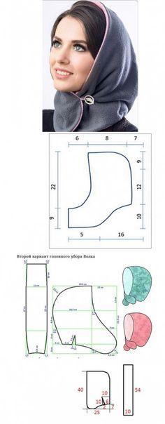 Wolka от Екатерины Волковой - варианты выкроек / Простые выкройки / ВТОРАЯ УЛИЦА