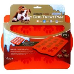Hugs Pet Products Paw Print Baking Tray 10415 at The Home Depot - Mobile