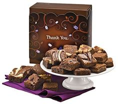 Fairytale Brownies Thank You Morsel 24 Gift Box