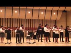 Bach concerto for two biolin - YouTube