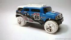 Minicarsbr: Rockster - Hot Wheels 2011