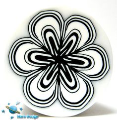 Love it~ this is a flower cane I could use!