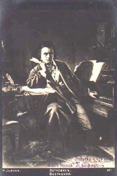 Ludwig van Beethoven - Romanticized