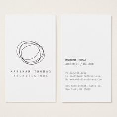 Find tips and tricks, amazing ideas for Minimal logo. Discover and try out new things about Minimal logo site Professional Business Card Design, Minimalist Business Cards, Simple Business Cards, Business Card Logo, Business Design, Creative Business Cards, Business Casual, Best Business Cards, Graphic Design Company
