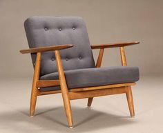 Hans Wegner - Cigar Chair In Oak