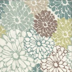 Snuggle Flannel Fabric- Bellina Spa
