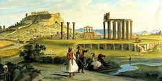 Μικρά ποτάμια-χείμαρροι και πηγές της αρχαίας και νεότερης Αθήνας