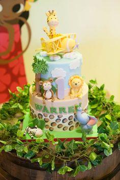 Animal Safari Birthday Party via Kara's Party Ideas KarasPartyIdeas.com (16)