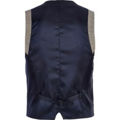 Men's sale - check out River Island's latest sale items available online. Double Breasted Waistcoat, Mens Sale, Mens Suits, Groomsmen, Spring 2014, Brown, Jackets, Shopping, Fashion