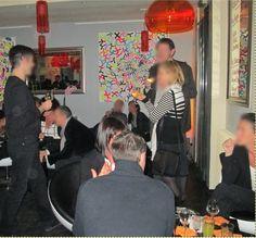 Vendredi dernier nos membres se sont réunis à une soirée Attractive World sur Bordeaux au restaurant le Pearl.