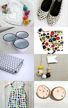 Spotty dotty by Lauren on Etsy--Pinned with TreasuryPin.com