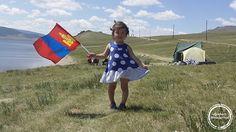 hübsche Mongolin #ebookers #mongolia
