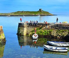 7 quirky things to do in Dublin Coliemore Harbour with Dalkey Island in the background Stuff To Do, Things To Do, Property Guide, Dublin City, Ireland Travel, British Isles, Luxury Travel, Touring, Travel Inspiration