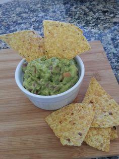 Guacamole  http://cocinaberja.blogspot.com.es/2015/11/receta-145-guacamole.html