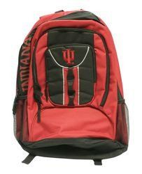 Indiana Hoosiers Back Pack - Colossus Style