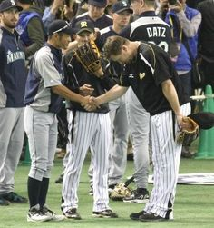Ichiro and Brazell