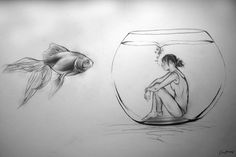 Pencil Drawings of Nature Step by Step images