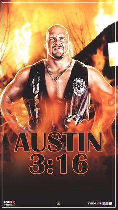 Steve Austin, Austin Wwe, Wwe Bray Wyatt, Wwe Wallpapers, Gaming Wallpapers, Undertaker Wwe, Wrestling Stars, Wwe Elite, Vince Mcmahon