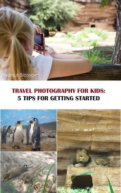Travel Photography for Children: Five of the best photography tricks for kids *tip #4 is so simple, but important!