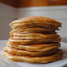 Rise and Shine: 5 Sinless Protein Pancake Recipes | Skinny Mom | Tips for Moms | Fitness | Food | Fashion | Family