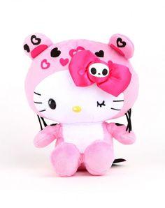 """tokidoki x Hello Kitty 8"""" Plush Leopard Kitty"""