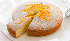Orange and lemon yoghurt cake 6 propoints Food Cakes, Weightwatchers Recipes, Yummy Food, Tasty, Delicious Meals, Oranges And Lemons, Cupcakes, Le Chef, Yogurt